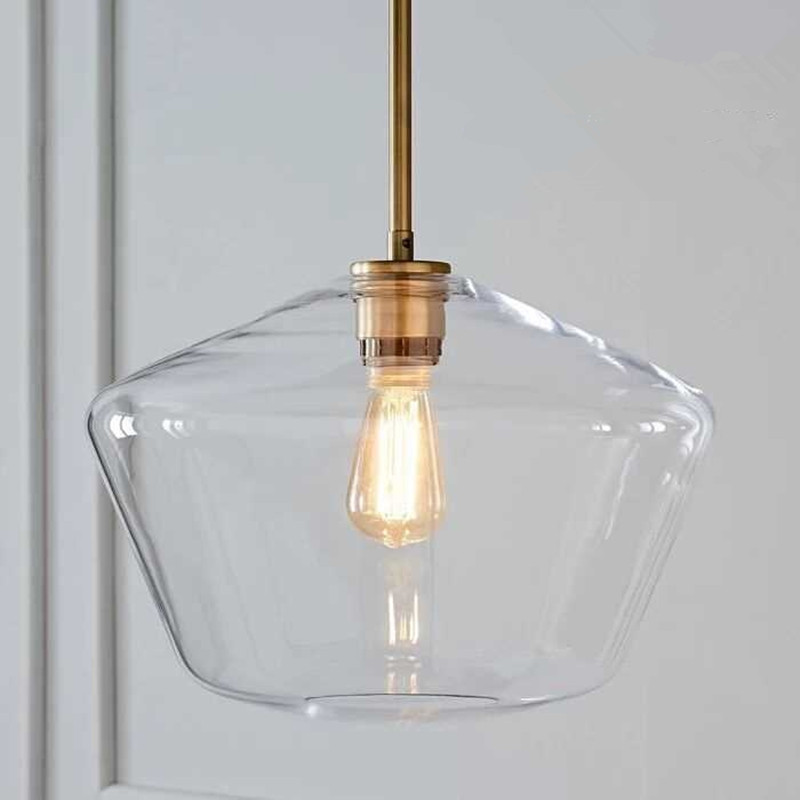 Kitchen Pendant Light Study Modern Ceiling Lamp Bedroom Glass Lighting Bar Contemporary Lights Home Indoor Lights Bulb For Free