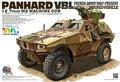 Modelo de tigre 1/35 4619 francês VBL.50MG luz veículo blindado