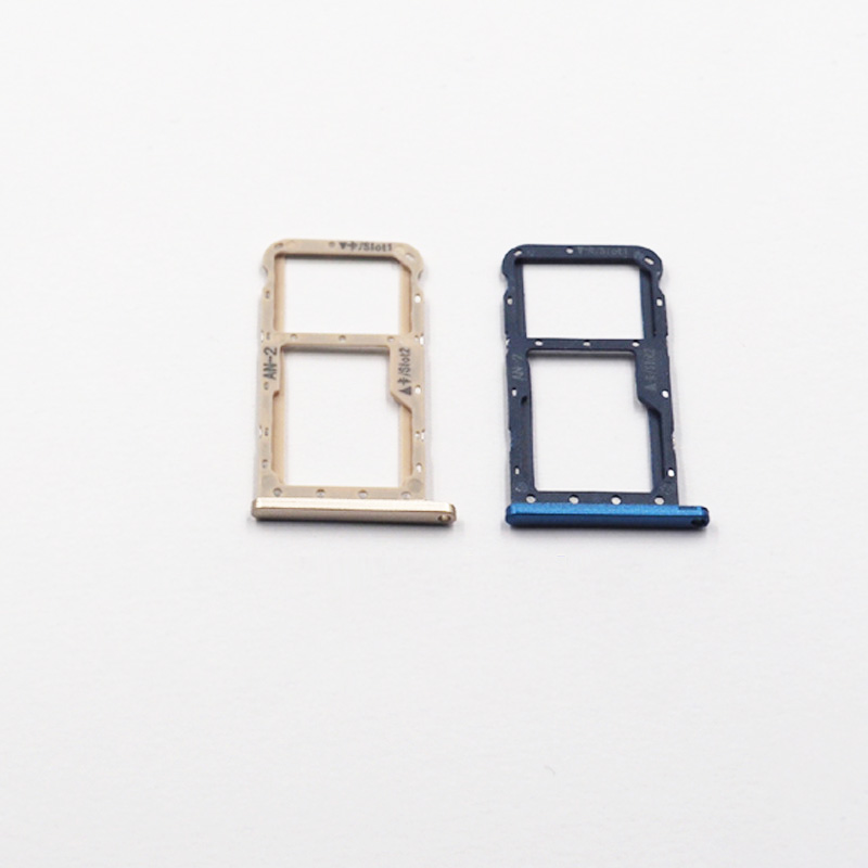 Huawei P20 Lite Sim Karte.Us 1 89 5 Off Sim Card Tray Micro Sd Card Holder Slot Adapter Parts For Huawei P20 Lite Nova 3e In Sim Card Adapters From Cellphones
