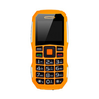 Nieuwe Oude Man Lage Prijs Mobiele Met Camera MP3 FM Radio Schokbestendig Stofdicht Robuuste Sport Goedkope Telefoon SD001