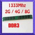 2 ГБ/4 ГБ/8 ГБ PC3-10600 DDR3-1333 240-КОНТ DDR3 1333 МГЦ Настольных Памяти ddr3 1333 240-контактных DIMM ОПЕРАТИВНОЙ ПАМЯТИ 2 Г/4 Г/8 Г памяти Обновления