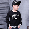 Pioneer Kids 2016 Limited Direct Selling Regular for Spring&Autumn Children's Sweatshirts 100% Cotton Boys Hoodies Sweatshirt