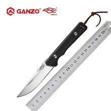 Ganzo Firebird FH805 новые 9cr18mov лезвие G10 ручка охотничий нож с фиксированным клинком выживания нож кемпинговый Открытый тактический инструмент
