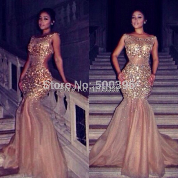 Robe de soiree strass aliexpress
