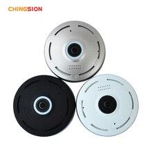 Chingsion 360 Градусов смарт panoramin веб-камера Мини беспроводные камеры, IP камеры 1080 P wi-fi поддержка P2P двухстороннее аудио