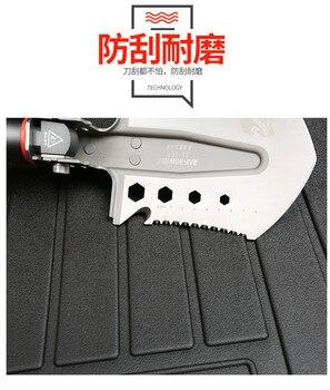 Myfmat custom trunk mats car Cargo Liners pad for Chevrolet Blazer SPARK Sail EPICA Aveo Lova Cruze durable well-organizing cozy