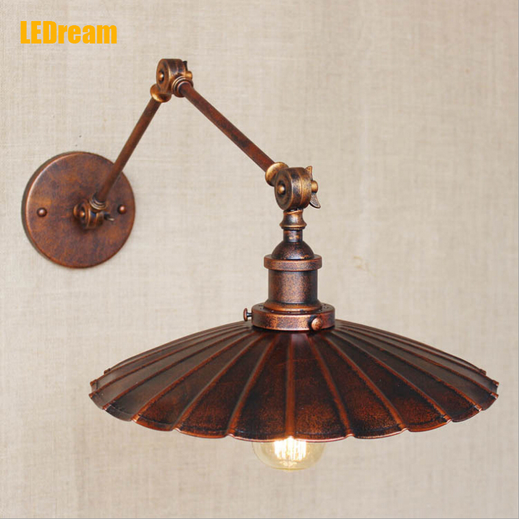 Industrial innovation retro nostalgic restoring ancient ways do old old rusty Little black dress adornment wall lamp umbrella 9927 happy old couple resin garniture adornment multicolored 2 pcs