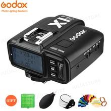 GODOX X1T F X1T C X1T S X1T O X1T N 2.4G bezprzewodowy nadajnik wyzwalacza TTL flash hss do aparatu Canon Nikon Sony Fujifilm Olympus