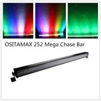 252 10 ミリメートルミニ led RGB 色安いウォールウォッシャーバーリニア効果ウォッシュ照明とチェイス機能