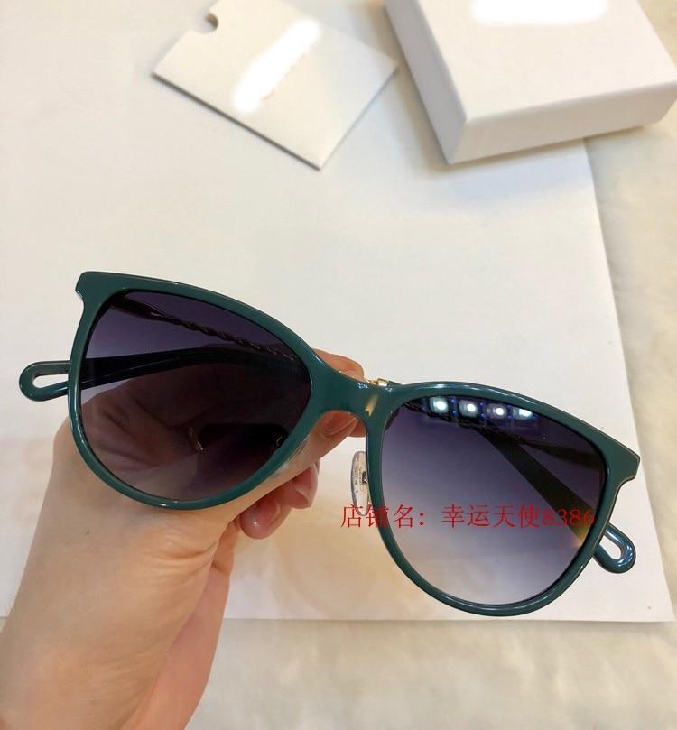 Luxus 2019 Sonnenbrille 6 Runway Y0108 Für 3 2 7 1 Frauen 8 Marke Gläser Designer 4 5 Carter wwr1xq4d