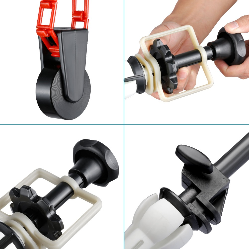 Neewer-Photography-4-Roller-Wall-Mounting-Manual-Background-Support-System-2-Four-fold-hooks-6-Expand(4)