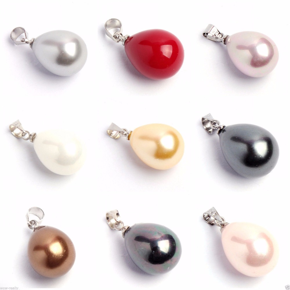 Beads & Jewelry Making Jewelry & Accessories Intelligent Free Shipping Noble Jewelry 2pc 1 Pair Of Aaa 9~16mm South Sea Round White Loose Pearl Half Drilled