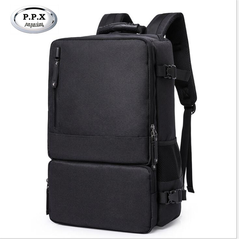 Men Backpack 15.6 Inches Laptop Backpack Multifunction Casual Waterproof School Bag For Travel Teenager Antitheft Backpack M673 14 15 15 6 inch flax linen laptop notebook backpack bags case school backpack for travel shopping climbing men women