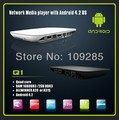 Q1 HD Media Player Video Streamer Dual Core 4GB Google Android 4.2  WIFI WLAN Smart TV Box Youtube  XBMC Iplayer  Media Player