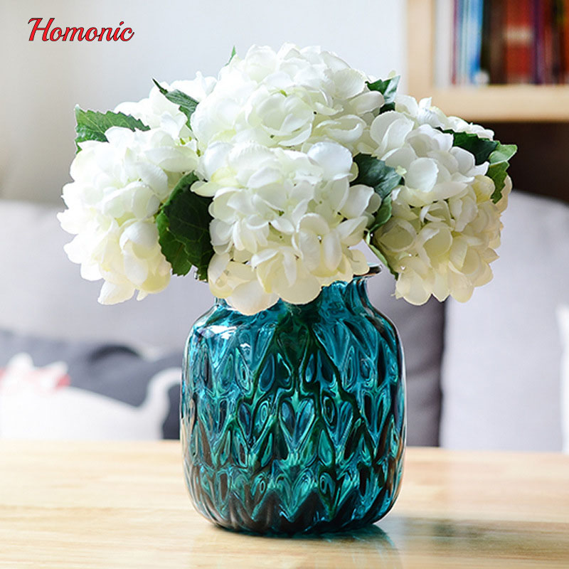 cheap silk flower bouquets for weddings cheap artificial flowers artificial silk hydrangea flower 2640