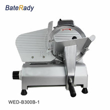 """WED-B300B-1 12"""" inch commercial Pot shops meat slicers,home Chafing dish meat cutter sliceable,frozen meat cutting machine"""