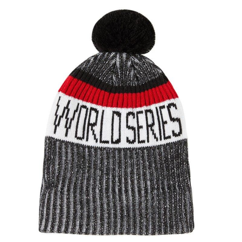 Winter Beanie Womens Beanie Knitted Cap Unisex Casual Hats Men Hip-Hop Skullies Beanie Warm Hat White Cotton Chapeau Femme02