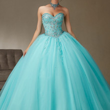 f4253e40b96 Cheap Coral Quinceanera Gowns Sweet 16 Princess Dresses Mint Green Pink  Baby Blue Quinceanera Dresses Online
