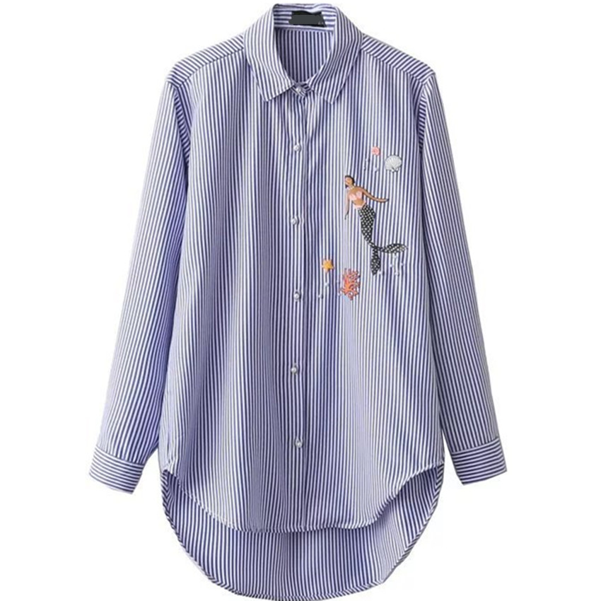 Striped Women S Shirt