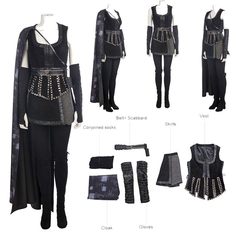 Exclusive Sale Once Upon a Time Cosplay Costume Evil Queen Regina Mills Cosplay Costumes Halloween Suit Outfit Customized