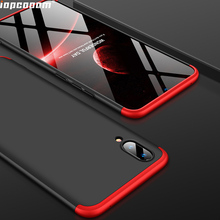 Phone Cases for Vivo v11 X21S Case 360 Full Protection Shockproof 3 in 1 Slim Hard PC Matte V11 Pro Cover