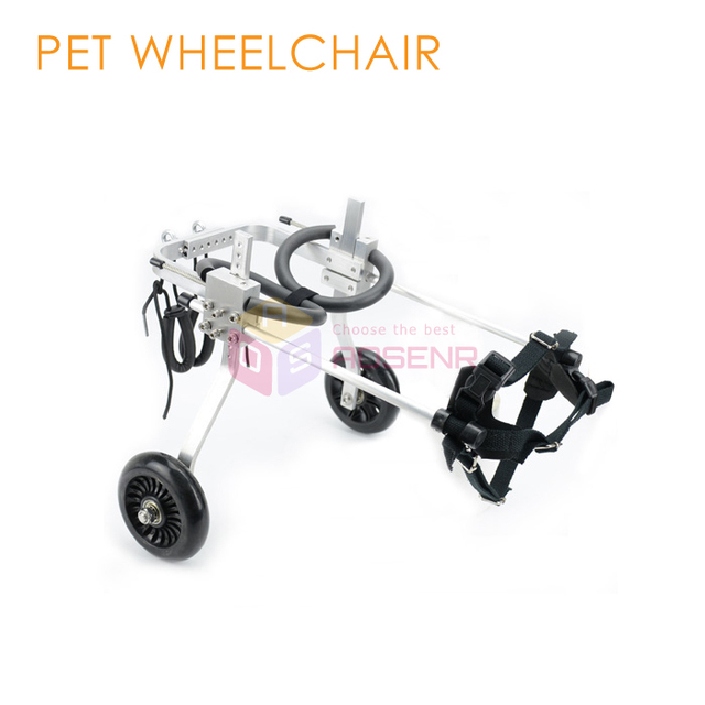 high quality cat dog cart animal small dog pet wheelchair for