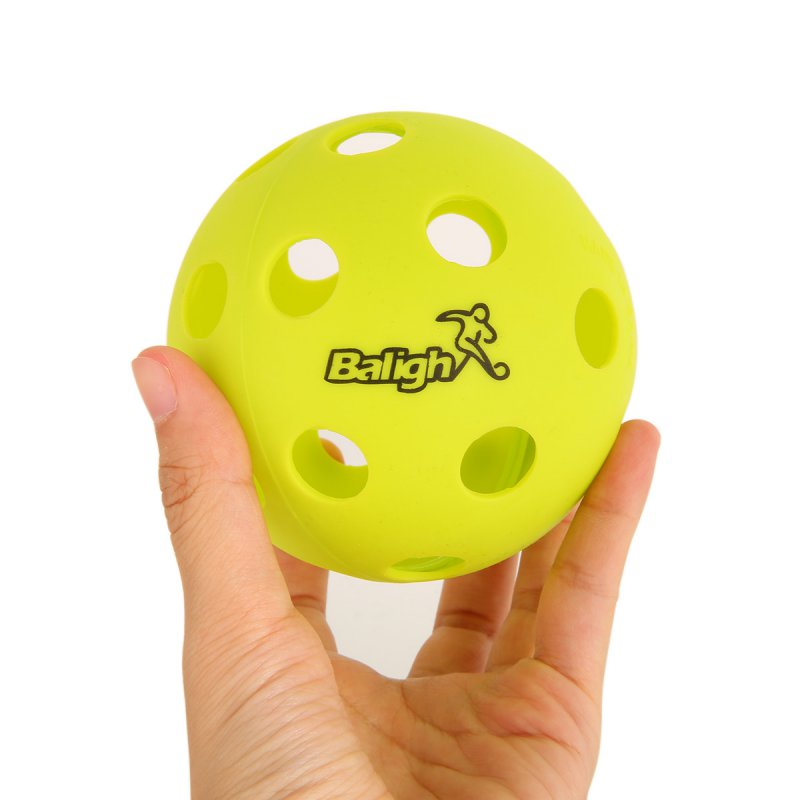 8/12Pcs Sport Environmental Protection 75/90mm Wiffle Ball Golf Ball Practice Professional Golf Training Aid US Shipping