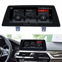 10 25 Inch Car Android GPS Stereo Audio Video Player For BMW 5 Series G30 2018