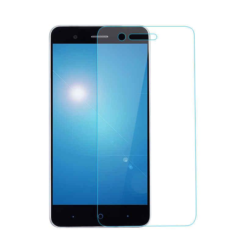 9 H 2.5D Protector de pantalla ultrafino vidrio templado para ZTE Nubia Z11 Z17 Z18 Nubia Red Magic película protectora