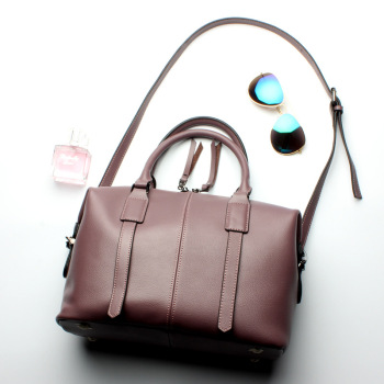 Pure Shine Leather Stylish Bag