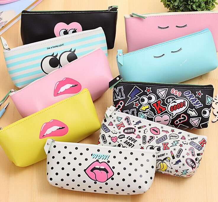 Novelty 9models Choice Coin Purses & Holders 18cm Big Volume Pu Coin Bag Pouch Case ; Gift Coin Bag Wallet Case Pouch An Indispensable Sovereign Remedy For Home