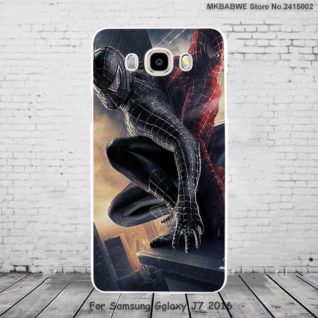 Spider-Man Phone Case for Samsung Galaxy