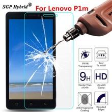 레노버 바이브 p1m p1 m p1mc50 p1ma40 5 인치 2.5d 9 h 전화 프리미엄 보호 필름 화면 보호기 케이스 가드에 대한 강화 유리