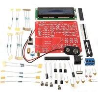 86 Plastic Shell DIY Meter Tester Kit For Capacitance ESR Inductance Resistor NPN PNP Mosfet M328