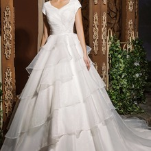 cecelle Ball Gown Wedding Dresses With Bridal Gown
