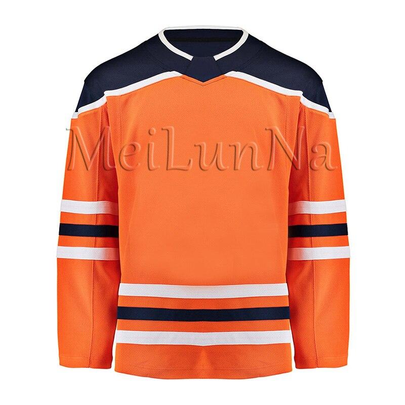 Connor McDavid Leon Draisaitl Nugent-Hopkins Adam Larsson Wayne Gretzky Darnell Nurse Men Women Youth Edmonton Hockey Jerseys