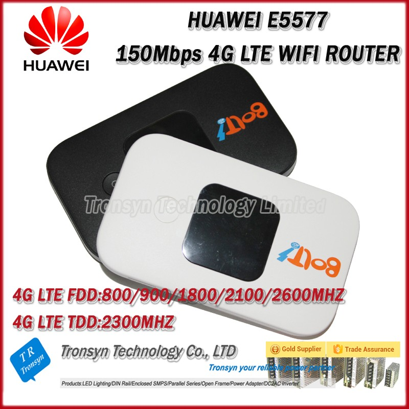 Wholesale Original Unlock LTE FDD 150Mbps HUAWEI E5577 4G LTE Mobile WiFi Router Support LTE FDD And TDD Network wholesale original unlock lte fdd 150mbps alcatel one touch y855 4g mifi router support lte fdd 800 900 2100 1800 2600mhz