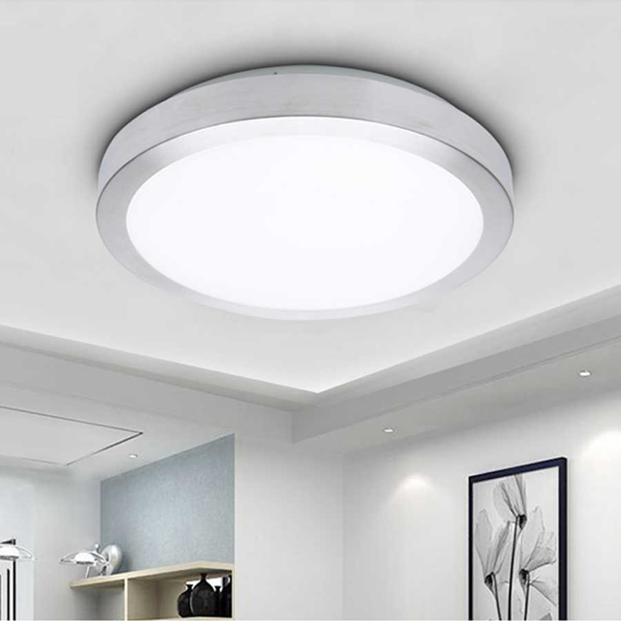ceiling led lighting lamps modern bedroom living room lamp surface mounting balcony  30w 36w  AC 220V ceiling
