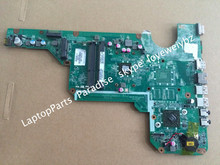 Free shipping 697230-001 DA0R52MB6E0 For HP G4-2000 G6-2000 CQ58 motherboard with AMD E2-1800 cpu