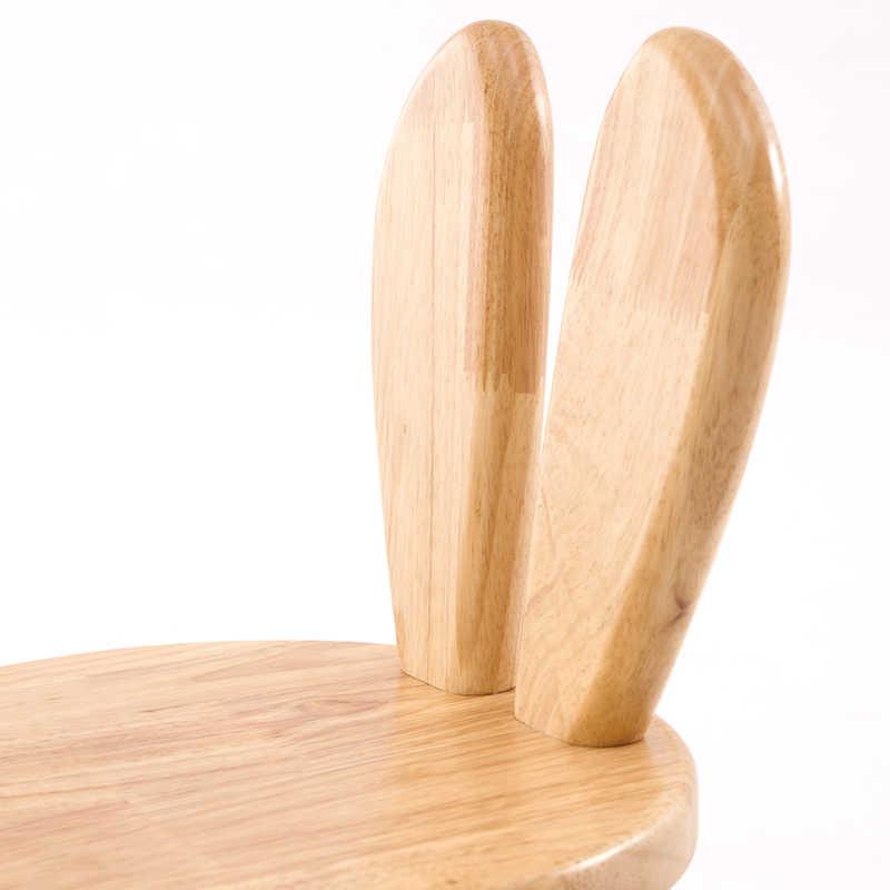 Nowoczesne dzieci drewniane krzesło meble dla dzieci