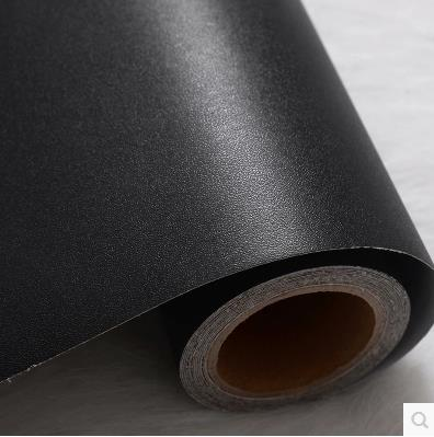 3 d black wood stickers with thick waterproof adhesive