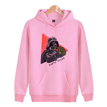 Awesome DARTH VEGAN women's hoodie