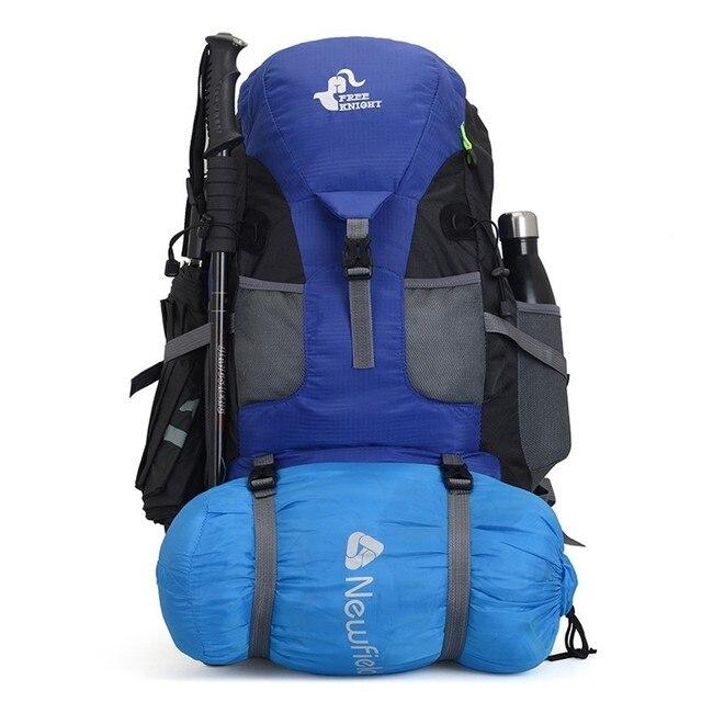 50L Backpack Hiking Waterproof Trekking Bag Outdoor Travel 2