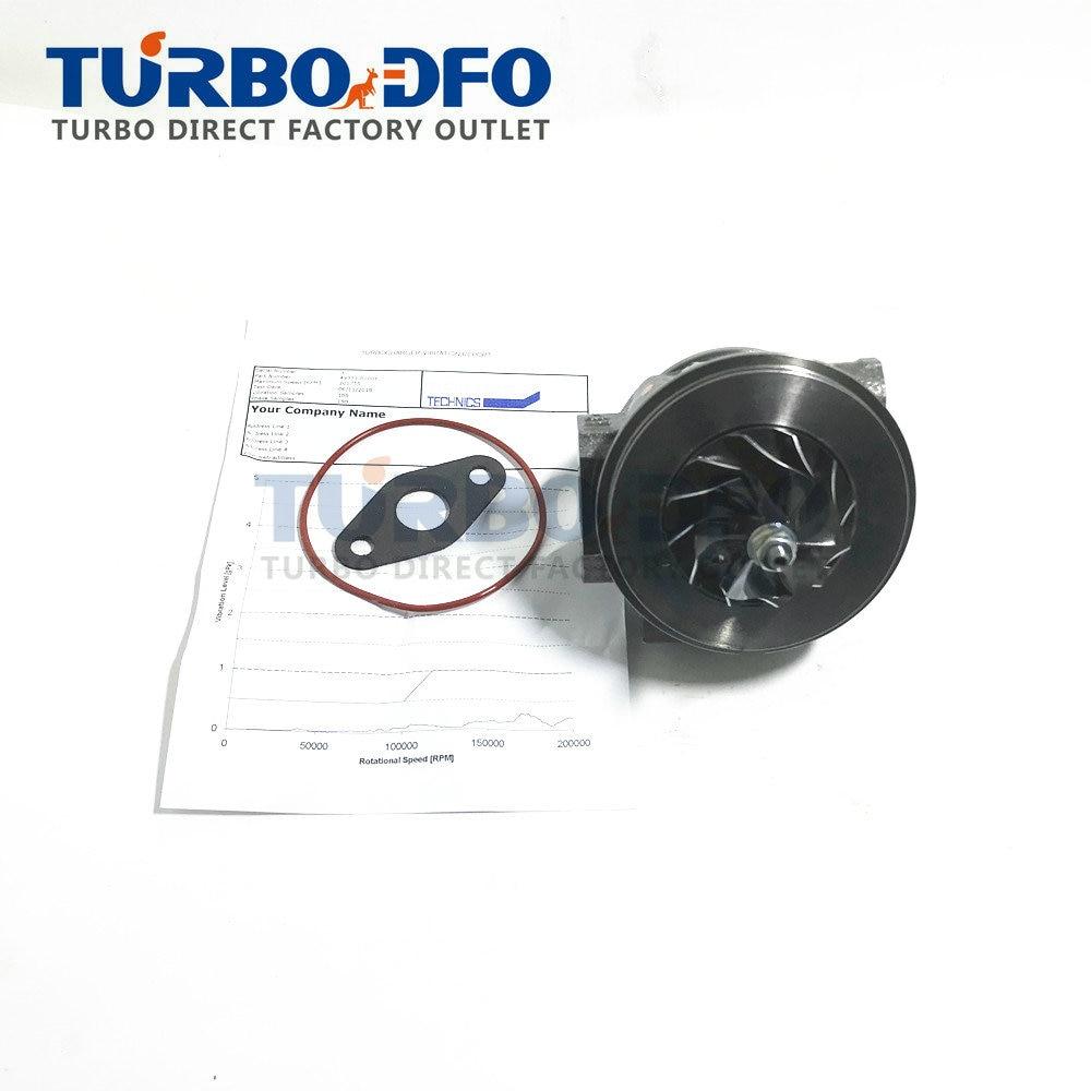Turbocharger CHRA 4937301002 For Skoda Superb / Octavia / Yeti 1.4TSI 122 HP 90 Kw CAXA - Turbine Core 4937301001 NEW Cartridge