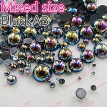 7 Sizes BlackAB
