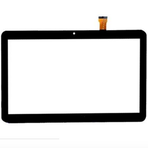 New 247*156mm 10.1 Tablet For DEXP Ursus TS210 Touch screen digitizer panel replacement glass Sensor Free Shipping 2 5 ide usb 2 0 external hard drive enclosure case black