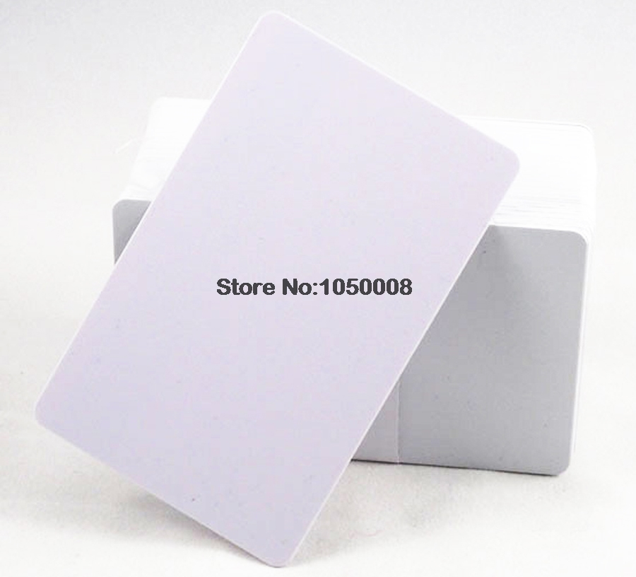100pcs Alien authoried 9662 UHF RFID Card 860-960MHZ Higgs3 915M EPC C1G2 ISO18000-6C PVC card tag 1000pcs long range rfid plastic seal tag alien h3 used for waste bin management and gas jar management