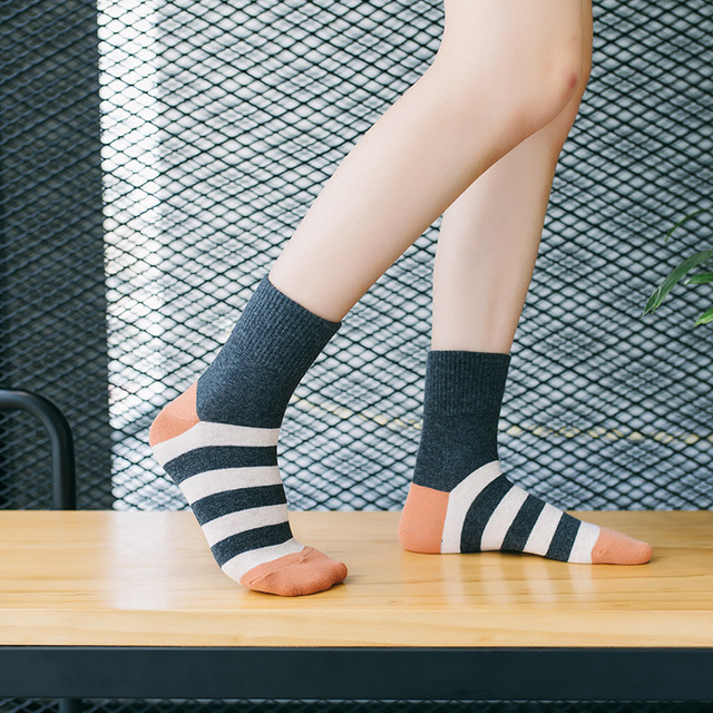 Soft Comfortable Cotton Sock  2