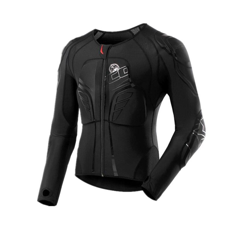SCOYCO moto course armure corporelle équitation moto équipement de protection rebond lent respirant Motocross Stretch belle veste