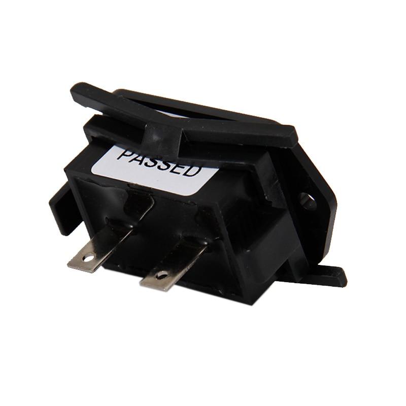 veekindel Tasuta saatmine RL-HM008A Digitaalne LCD-ekraan AC86-230V - Mootorrataste tarvikud ja osad - Foto 6